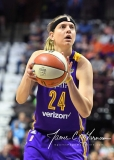 WNBA CT Sun 79 vs. LA Sparks 87 (74)