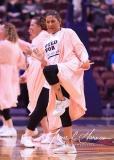 WNBA CT Sun 79 vs. LA Sparks 87 (76)