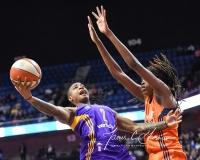 WNBA CT Sun 79 vs. LA Sparks 87 (78)