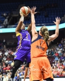 WNBA CT Sun 79 vs. LA Sparks 87 (80)