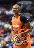 WNBA CT Sun 79 vs. LA Sparks 87 (82)