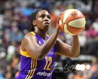 WNBA CT Sun 79 vs. LA Sparks 87 (83)