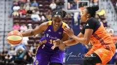 WNBA CT Sun 79 vs. LA Sparks 87 (84)