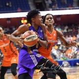 WNBA CT Sun 79 vs. LA Sparks 87 (85)