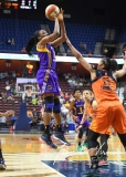 WNBA CT Sun 79 vs. LA Sparks 87 (87)