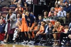 WNBA CT Sun 79 vs. LA Sparks 87 (90)