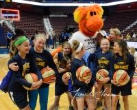 WNBA CT Sun 79 vs. LA Sparks 87 (91)