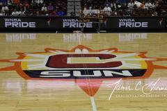WNBA - Connecticut Sun 81 vs. Seattle Storm 67 (1)