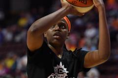 WNBA - Connecticut Sun 81 vs. Seattle Storm 67 (13)