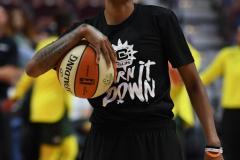 WNBA - Connecticut Sun 81 vs. Seattle Storm 67 (14)