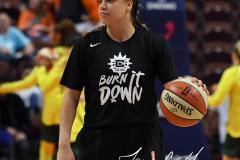 WNBA - Connecticut Sun 81 vs. Seattle Storm 67 (15)
