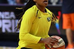 WNBA - Connecticut Sun 81 vs. Seattle Storm 67 (17)