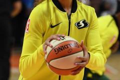 WNBA - Connecticut Sun 81 vs. Seattle Storm 67 (19)