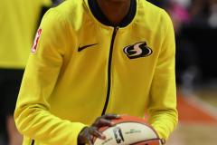 WNBA - Connecticut Sun 81 vs. Seattle Storm 67 (20)