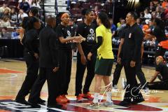 WNBA - Connecticut Sun 81 vs. Seattle Storm 67 (21)