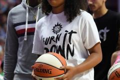 WNBA - Connecticut Sun 81 vs. Seattle Storm 67 (25)