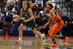 WNBA - Connecticut Sun 81 vs. Seattle Storm 67 (30)