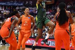 WNBA - Connecticut Sun 81 vs. Seattle Storm 67 (32)