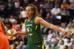 WNBA - Connecticut Sun 81 vs. Seattle Storm 67 (33)