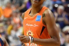 WNBA - Connecticut Sun 81 vs. Seattle Storm 67 (36)