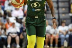 WNBA - Connecticut Sun 81 vs. Seattle Storm 67 (43)