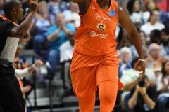 WNBA - Connecticut Sun 81 vs. Seattle Storm 67 (45)