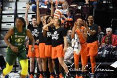 WNBA - Connecticut Sun 81 vs. Seattle Storm 67 (46)