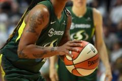 WNBA - Connecticut Sun 81 vs. Seattle Storm 67 (52)