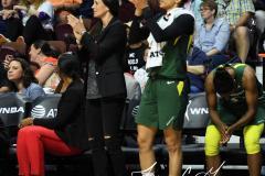 WNBA - Connecticut Sun 81 vs. Seattle Storm 67 (54)