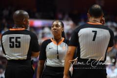 WNBA - Connecticut Sun 81 vs. Seattle Storm 67 (58)