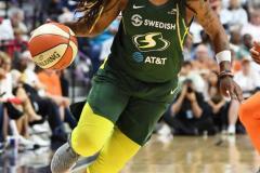 WNBA - Connecticut Sun 81 vs. Seattle Storm 67 (60)