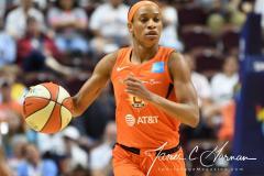 WNBA - Connecticut Sun 81 vs. Seattle Storm 67 (75)