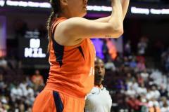 WNBA - Connecticut Sun 81 vs. Seattle Storm 67 (79)