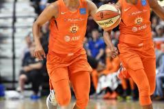 WNBA - Connecticut Sun 81 vs. Seattle Storm 67 (86)