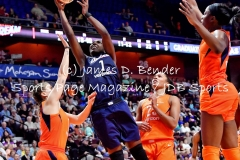 Gallery WNBA: Connecticut Sun 83 vs. Atlanta Dream 86