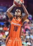 WNBA Connecticut Sun 83 vs. Chicago Sky 96 (100)