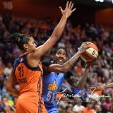 WNBA Connecticut Sun 83 vs. Chicago Sky 96 (25)