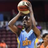WNBA Connecticut Sun 83 vs. Chicago Sky 96 (27)