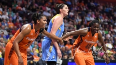 WNBA Connecticut Sun 83 vs. Chicago Sky 96 (28)