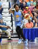 WNBA Connecticut Sun 83 vs. Chicago Sky 96 (37)