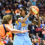WNBA Connecticut Sun 83 vs. Chicago Sky 96 (43)