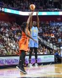 WNBA Connecticut Sun 83 vs. Chicago Sky 96 (44)