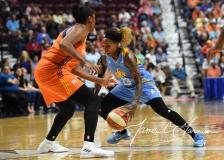 WNBA Connecticut Sun 83 vs. Chicago Sky 96 (46)