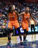 WNBA Connecticut Sun 83 vs. Chicago Sky 96 (48)