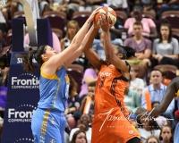 WNBA Connecticut Sun 83 vs. Chicago Sky 96 (50)
