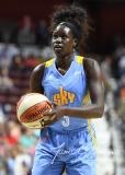 WNBA Connecticut Sun 83 vs. Chicago Sky 96 (52)