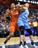 WNBA Connecticut Sun 83 vs. Chicago Sky 96 (53)