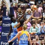 WNBA Connecticut Sun 83 vs. Chicago Sky 96 (54)