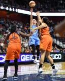 WNBA Connecticut Sun 83 vs. Chicago Sky 96 (55)