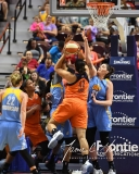 WNBA Connecticut Sun 83 vs. Chicago Sky 96 (56)